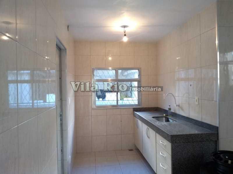 COZINHA 1 - Casa 3 quartos à venda Penha, Rio de Janeiro - R$ 550.000 - VCA30093 - 12