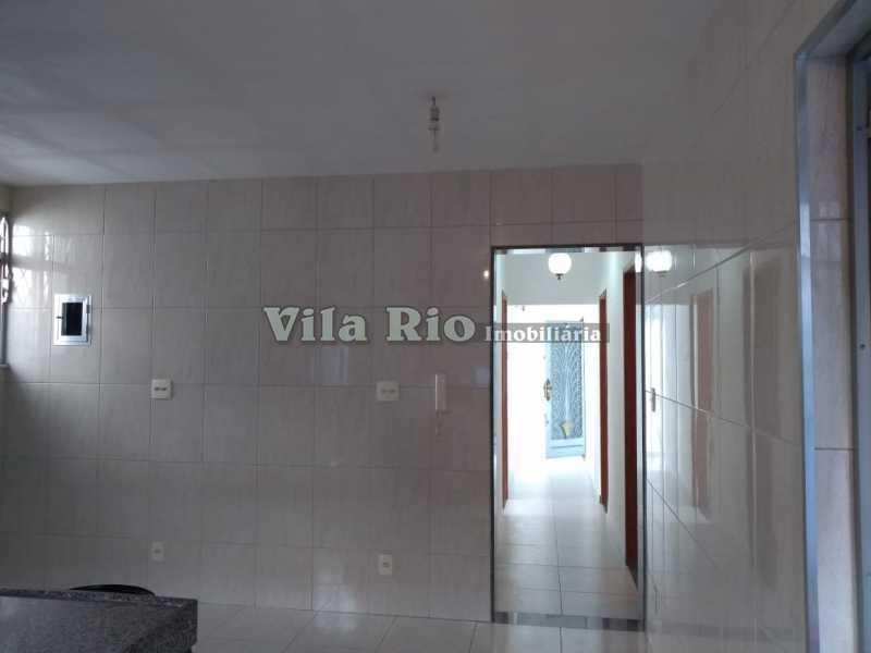 COZINHA 2 - Casa 3 quartos à venda Penha, Rio de Janeiro - R$ 550.000 - VCA30093 - 13