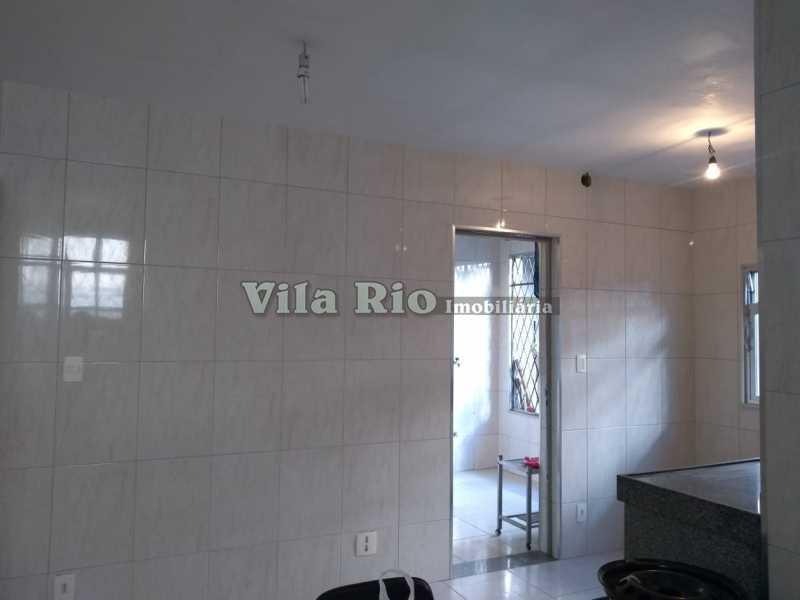 COZINHA 3 - Casa 3 quartos à venda Penha, Rio de Janeiro - R$ 550.000 - VCA30093 - 14