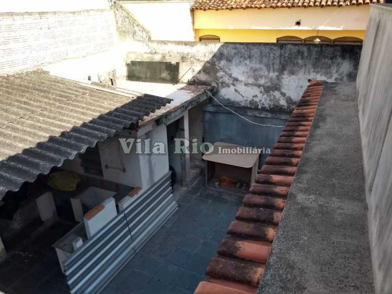 FUNDOS 1 - Casa 3 quartos à venda Penha, Rio de Janeiro - R$ 550.000 - VCA30093 - 23