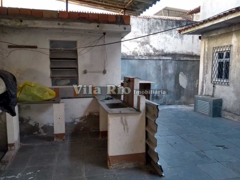 FUNDOS 2 - Casa 3 quartos à venda Penha, Rio de Janeiro - R$ 550.000 - VCA30093 - 24