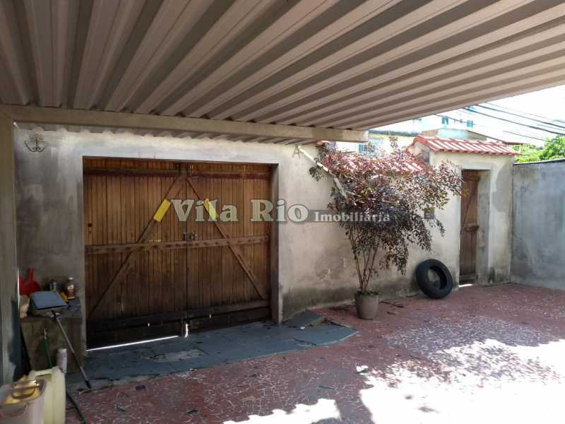 GARAGEM 1 - Casa 3 quartos à venda Penha, Rio de Janeiro - R$ 550.000 - VCA30093 - 21