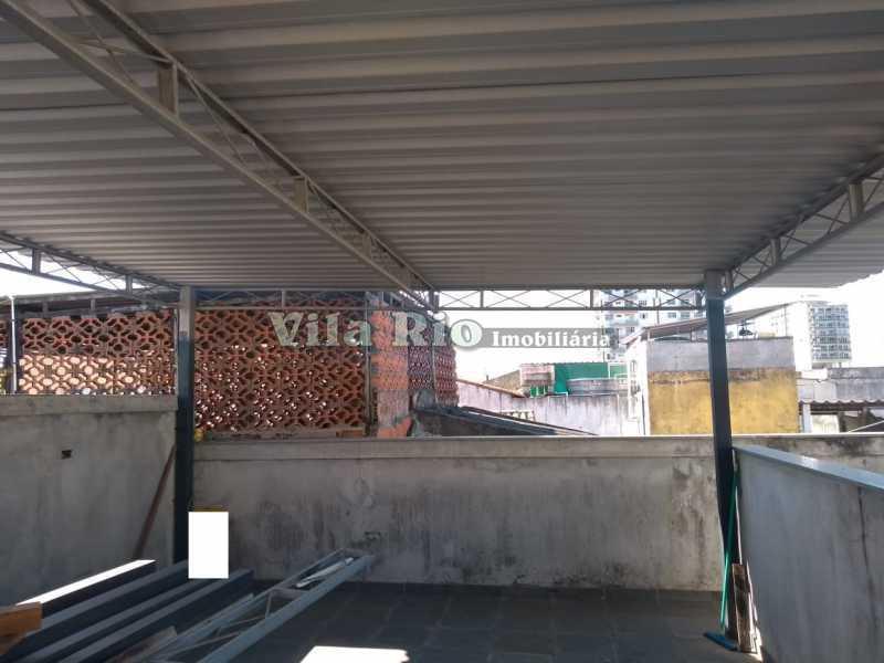 TERRAÇO - Casa 3 quartos à venda Penha, Rio de Janeiro - R$ 550.000 - VCA30093 - 25