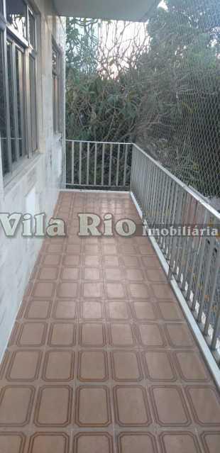 VARANDA 1. - Apartamento 3 quartos para alugar Vila da Penha, Rio de Janeiro - R$ 2.000 - VAP30237 - 20