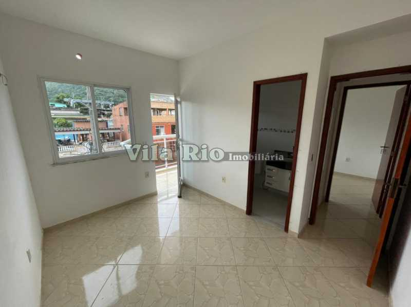 QUARTO 1. - Apartamento 2 quartos à venda Cascadura, Rio de Janeiro - R$ 185.000 - VAP20802 - 6