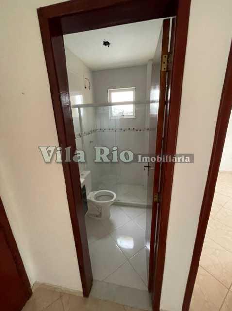 BANHEIRO 2. - Apartamento 2 quartos à venda Cascadura, Rio de Janeiro - R$ 185.000 - VAP20802 - 11