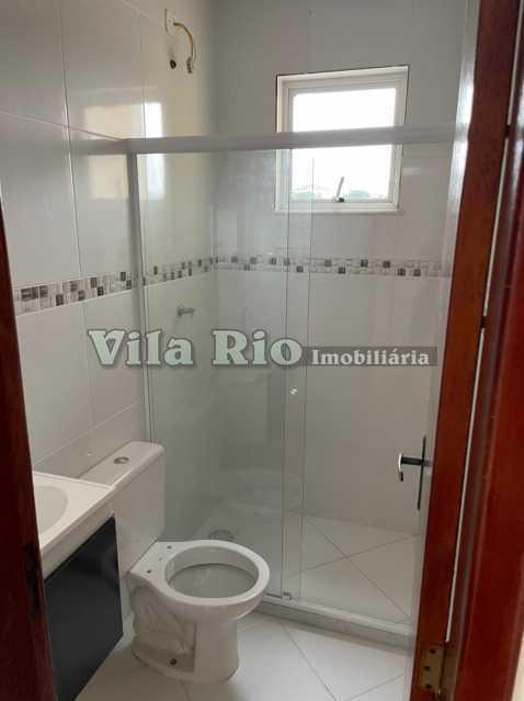 BANHEIRO 3. - Apartamento 2 quartos à venda Cascadura, Rio de Janeiro - R$ 185.000 - VAP20802 - 12