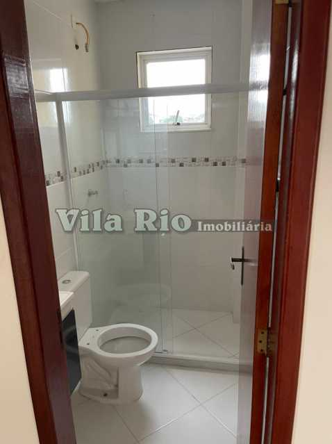 BANHEIRO 4. - Apartamento 2 quartos à venda Cascadura, Rio de Janeiro - R$ 185.000 - VAP20802 - 13