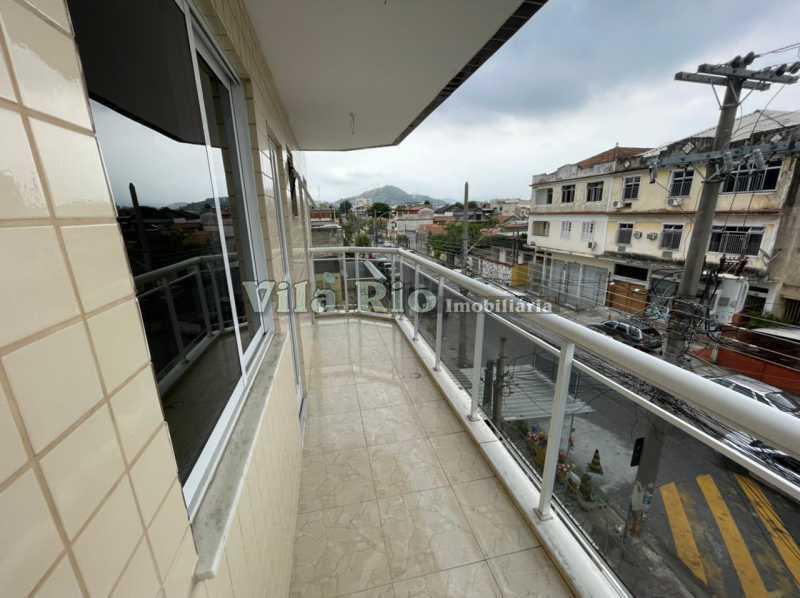 VARANDA. - Apartamento 2 quartos à venda Cascadura, Rio de Janeiro - R$ 185.000 - VAP20802 - 14