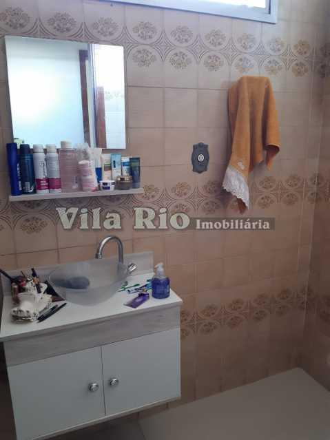 BANHEIRO 1. - Apartamento 2 quartos à venda Olaria, Rio de Janeiro - R$ 320.000 - VAP20803 - 7
