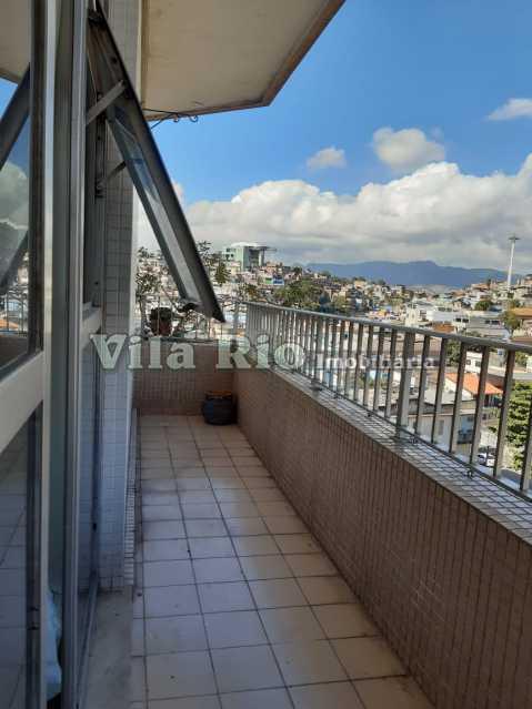 VARANDA 1. - Apartamento 2 quartos à venda Olaria, Rio de Janeiro - R$ 320.000 - VAP20803 - 16