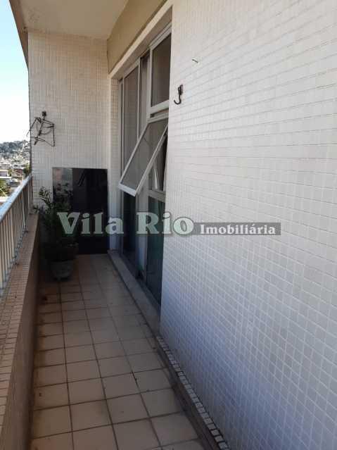 VARANDA1. - Apartamento 2 quartos à venda Olaria, Rio de Janeiro - R$ 320.000 - VAP20803 - 18