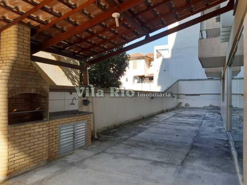 CHURRASQUEIRA. - Apartamento 2 quartos à venda Olaria, Rio de Janeiro - R$ 320.000 - VAP20803 - 20