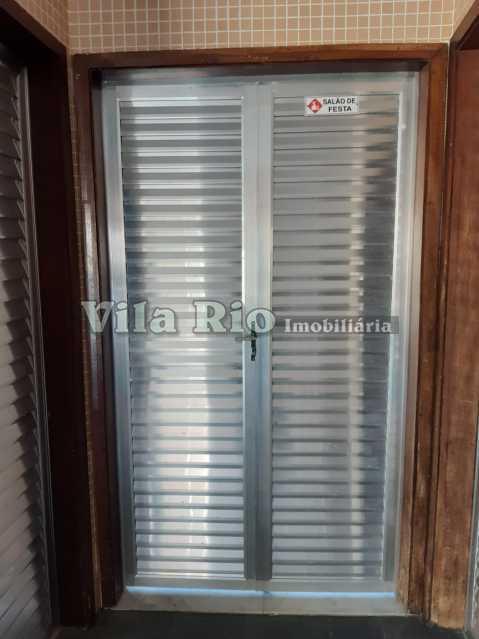 ENTRADA SALÃO FESTAS. - Apartamento 2 quartos à venda Olaria, Rio de Janeiro - R$ 320.000 - VAP20803 - 23