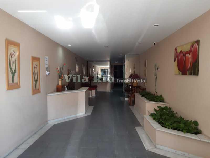 HALL. - Apartamento 2 quartos à venda Olaria, Rio de Janeiro - R$ 320.000 - VAP20803 - 28