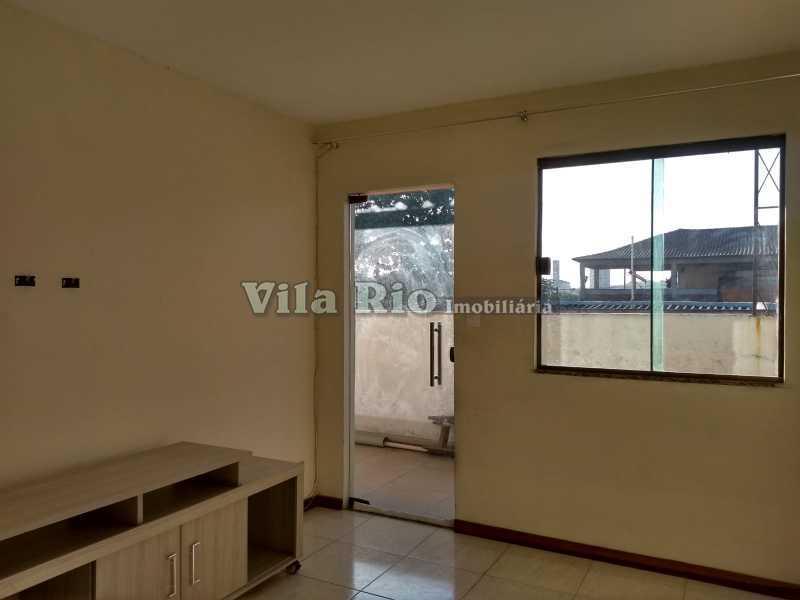 SALA 1. - Casa de Vila 3 quartos à venda Cordovil, Rio de Janeiro - R$ 380.000 - VCV30012 - 1