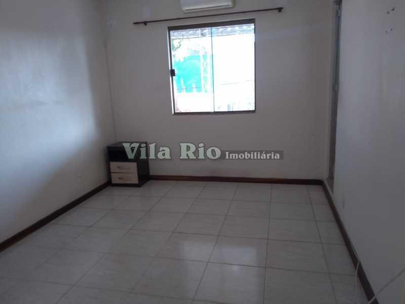 QUARTO 1. - Casa de Vila 3 quartos à venda Cordovil, Rio de Janeiro - R$ 380.000 - VCV30012 - 6