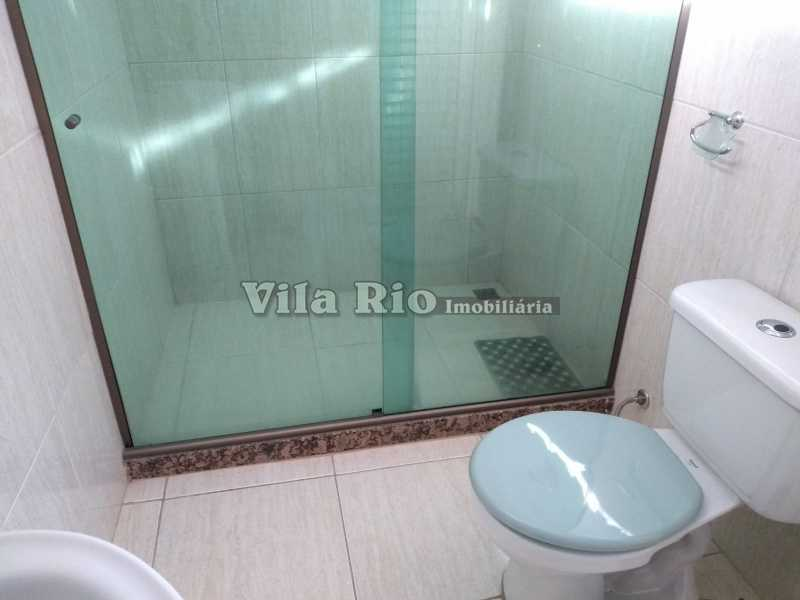 BANHEIRO 1. - Casa de Vila 3 quartos à venda Cordovil, Rio de Janeiro - R$ 380.000 - VCV30012 - 13