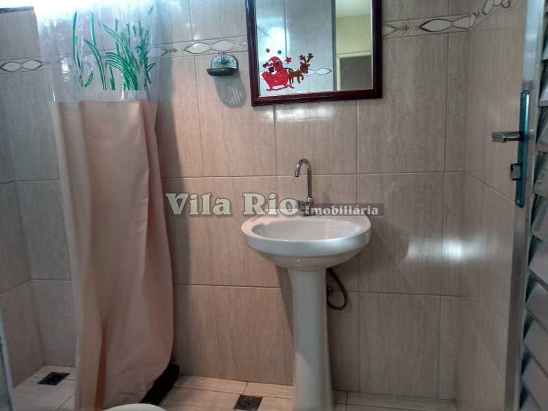 BANHEIRO 2. - Casa de Vila 3 quartos à venda Cordovil, Rio de Janeiro - R$ 380.000 - VCV30012 - 14