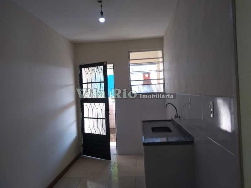 COZINHA 1. - Casa de Vila 3 quartos à venda Cordovil, Rio de Janeiro - R$ 380.000 - VCV30012 - 20