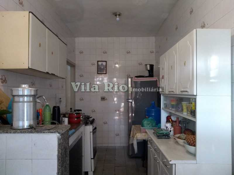 COZINHA 2. - Casa de Vila 3 quartos à venda Cordovil, Rio de Janeiro - R$ 380.000 - VCV30012 - 21