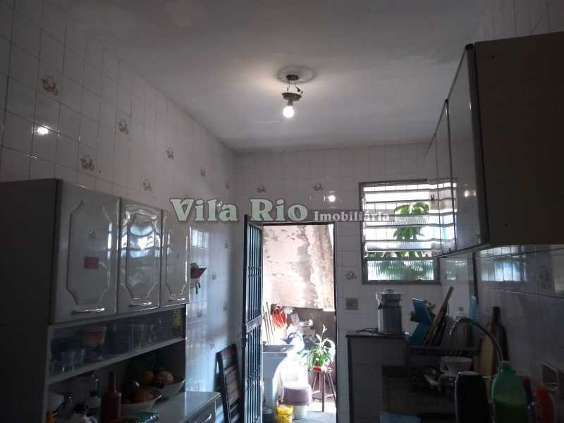 COZINHA 3. - Casa de Vila 3 quartos à venda Cordovil, Rio de Janeiro - R$ 380.000 - VCV30012 - 22