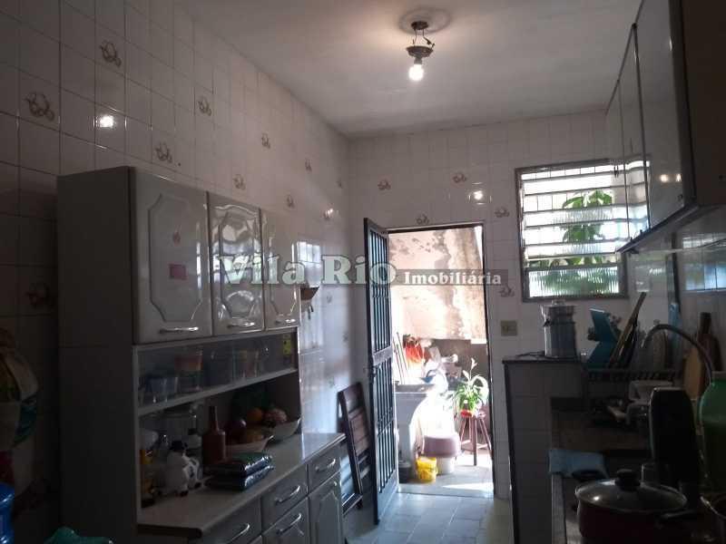 COZINHA 4. - Casa de Vila 3 quartos à venda Cordovil, Rio de Janeiro - R$ 380.000 - VCV30012 - 23