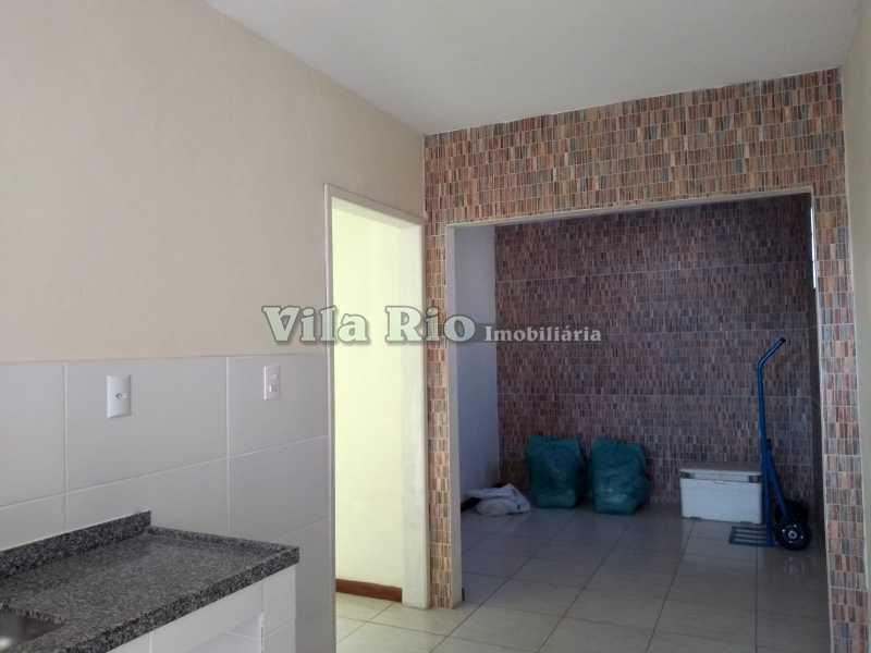 COZINHA 5. - Casa de Vila 3 quartos à venda Cordovil, Rio de Janeiro - R$ 380.000 - VCV30012 - 24