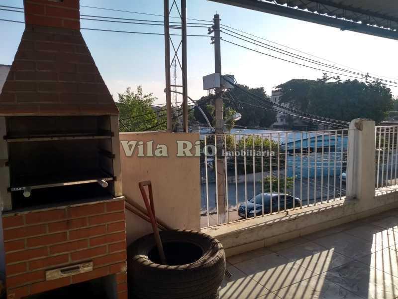 CHURRASQUEIRA. - Casa de Vila 3 quartos à venda Cordovil, Rio de Janeiro - R$ 380.000 - VCV30012 - 25