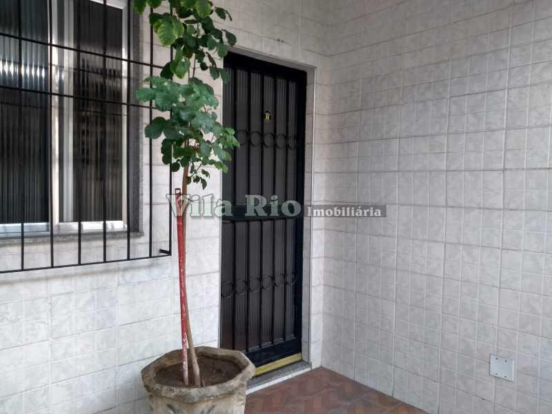 FRENTE. - Casa de Vila 3 quartos à venda Cordovil, Rio de Janeiro - R$ 380.000 - VCV30012 - 26
