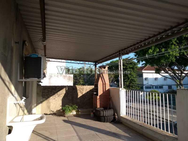 VARANDA1. - Casa de Vila 3 quartos à venda Cordovil, Rio de Janeiro - R$ 380.000 - VCV30012 - 30