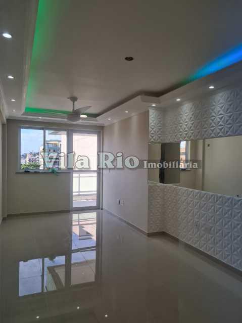 SALA 1. - Apartamento 3 quartos à venda Braz de Pina, Rio de Janeiro - R$ 600.000 - VAP30238 - 1