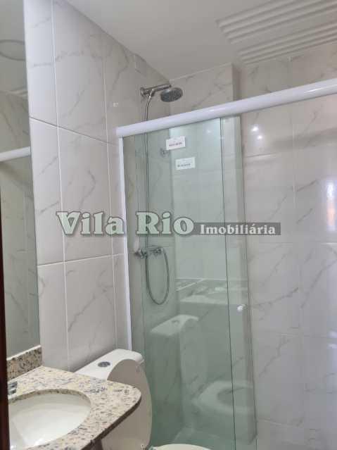 BANHEIRO 1. - Apartamento 3 quartos à venda Braz de Pina, Rio de Janeiro - R$ 600.000 - VAP30238 - 8