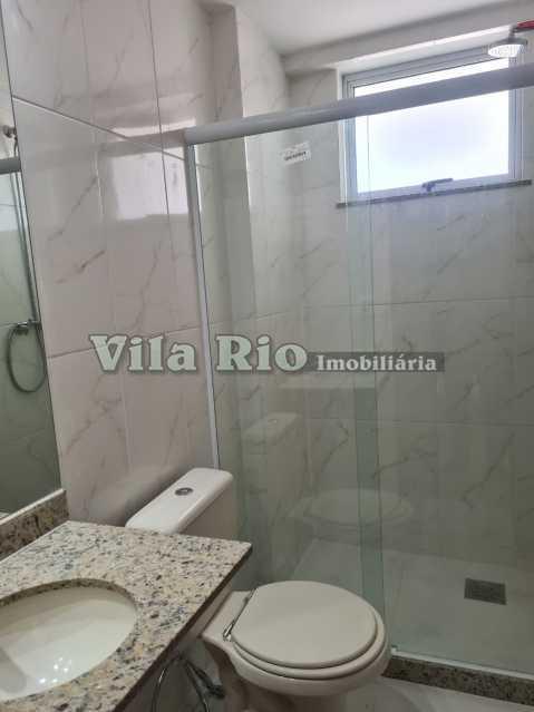 BANHEIRO 2. - Apartamento 3 quartos à venda Braz de Pina, Rio de Janeiro - R$ 600.000 - VAP30238 - 9