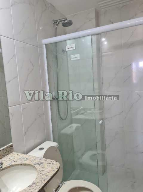 BANHEIRO1. - Apartamento 3 quartos à venda Braz de Pina, Rio de Janeiro - R$ 600.000 - VAP30238 - 10