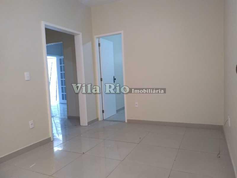 SALA 1. - Apartamento 2 quartos à venda Rocha Miranda, Rio de Janeiro - R$ 245.000 - VAP20806 - 1