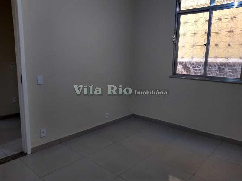 QUARTO 1. - Apartamento 2 quartos à venda Rocha Miranda, Rio de Janeiro - R$ 245.000 - VAP20806 - 4