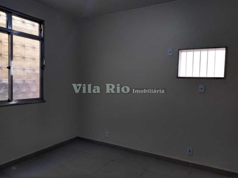 QUARTO 2. - Apartamento 2 quartos à venda Rocha Miranda, Rio de Janeiro - R$ 245.000 - VAP20806 - 5