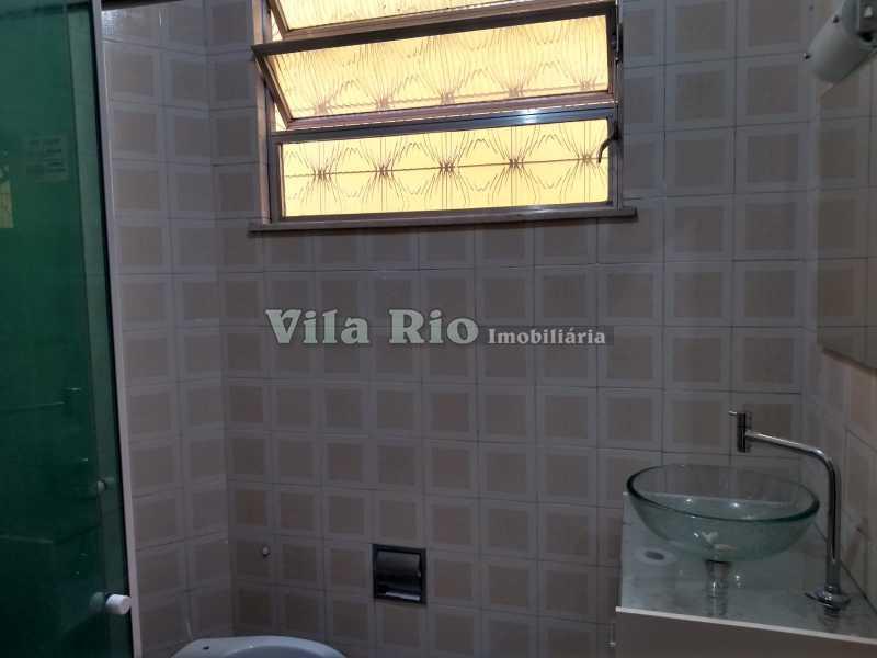 BANHEIRO 2. - Apartamento 2 quartos à venda Rocha Miranda, Rio de Janeiro - R$ 245.000 - VAP20806 - 7