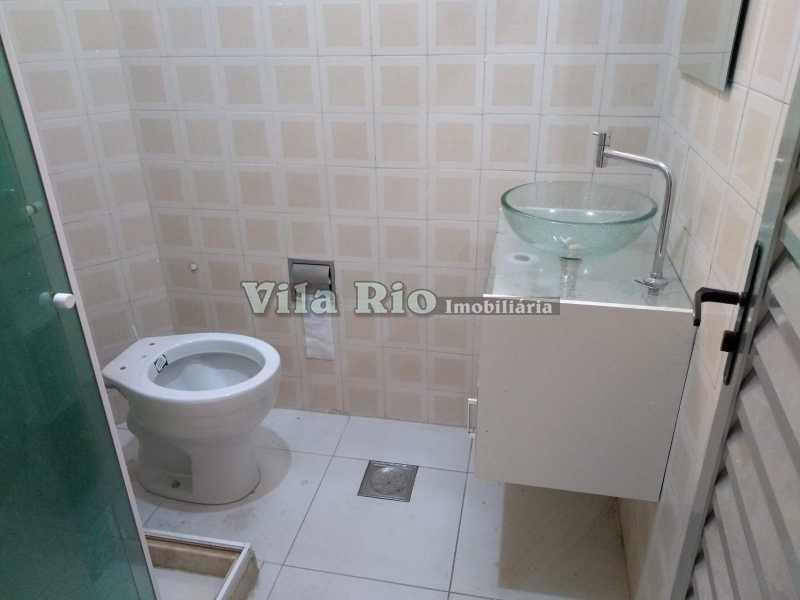 BANHEIRO 3. - Apartamento 2 quartos à venda Rocha Miranda, Rio de Janeiro - R$ 245.000 - VAP20806 - 8
