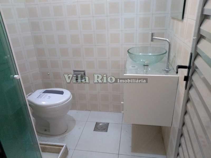 BANHEIRO 4. - Apartamento 2 quartos à venda Rocha Miranda, Rio de Janeiro - R$ 245.000 - VAP20806 - 9