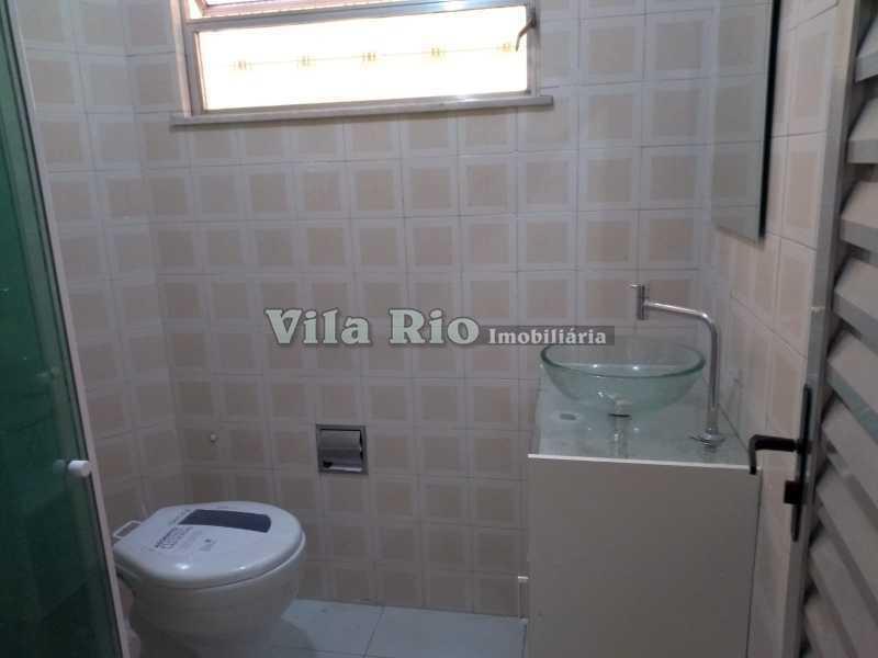 BANHEIRO 5. - Apartamento 2 quartos à venda Rocha Miranda, Rio de Janeiro - R$ 245.000 - VAP20806 - 10