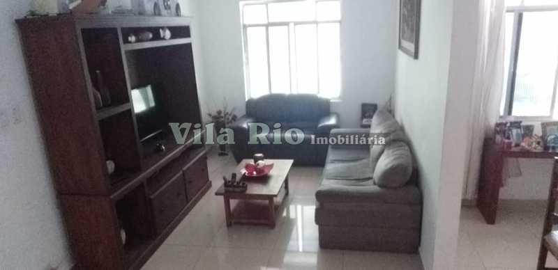SALA 1 - Casa 4 quartos à venda Penha, Rio de Janeiro - R$ 950.000 - VCA40042 - 1