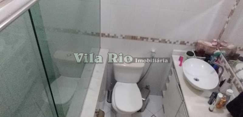 BANHEIRO 1 - Casa 4 quartos à venda Penha, Rio de Janeiro - R$ 950.000 - VCA40042 - 13