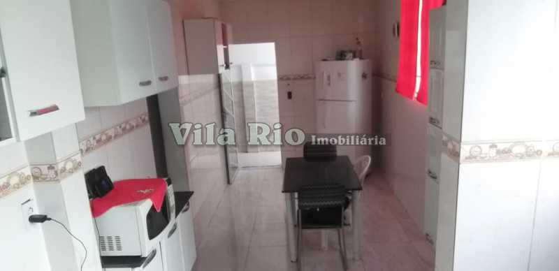 COZINHA 1 - Casa 4 quartos à venda Penha, Rio de Janeiro - R$ 950.000 - VCA40042 - 18