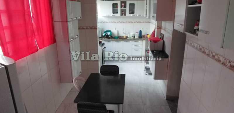 COZINHA 3 - Casa 4 quartos à venda Penha, Rio de Janeiro - R$ 950.000 - VCA40042 - 20