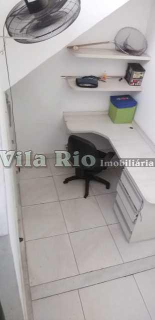 ESCRITÓRIO - Casa 4 quartos à venda Penha, Rio de Janeiro - R$ 950.000 - VCA40042 - 12