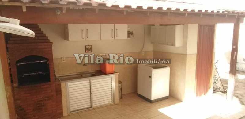 CHURRASQUEIRA 1 - Casa 4 quartos à venda Penha, Rio de Janeiro - R$ 950.000 - VCA40042 - 24