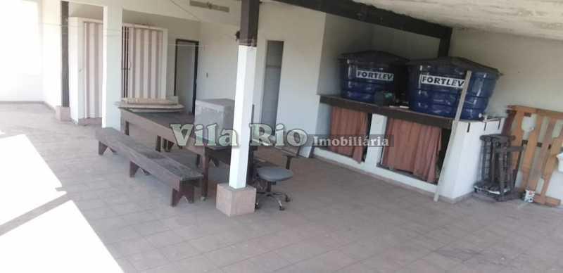 TERRAÇO 1 - Casa 4 quartos à venda Penha, Rio de Janeiro - R$ 950.000 - VCA40042 - 29