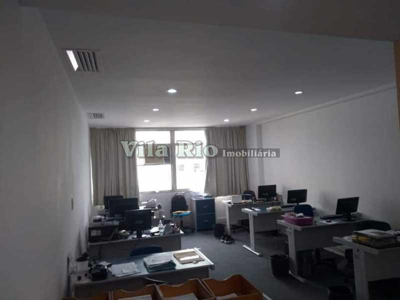 SALA 1 - Sala Comercial 27m² à venda Centro, Rio de Janeiro - R$ 160.000 - VSL00026 - 1